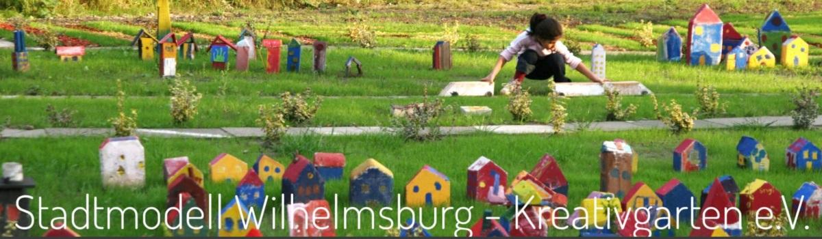 Stadtmodell Wilhelmsburg | Kreativgarten e.V.