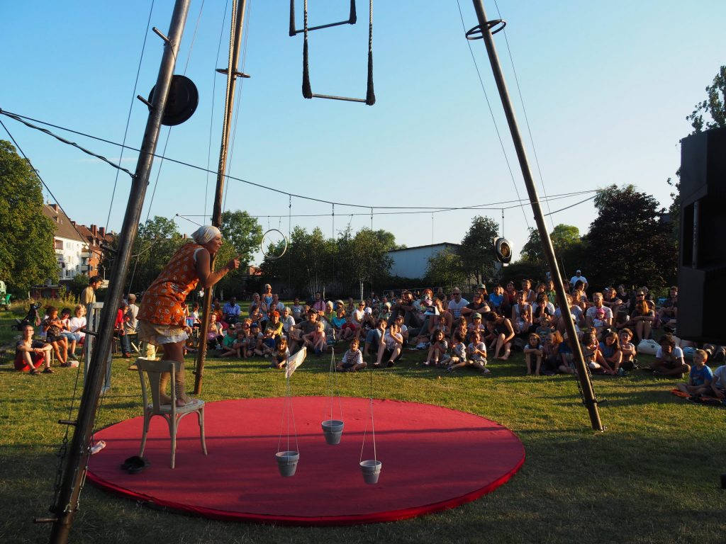 zirkusfest 2019 kreativgarten e.v.
